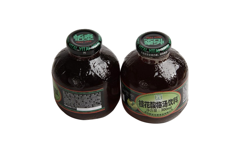 syrup of plum
