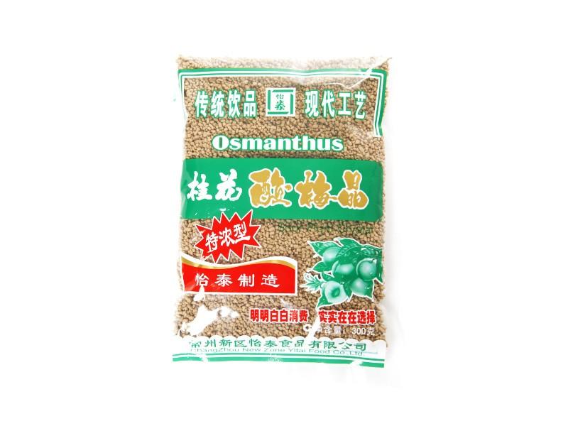 桂花龙8娱乐最新网址晶(果味固体饮料)