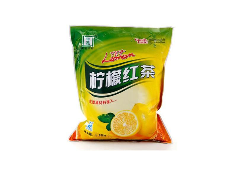柠檬红茶(固体饮料)